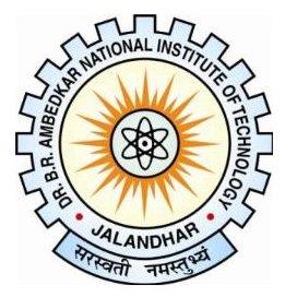 NIT Jalandhar Recruitment 2021: Director Posts Vacancies -10 May 2021