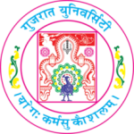gujarat-university-logo