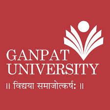 ganpat-university-logo