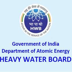 Heavy Water Board Officer/Assistant Vacancies 2020 | Officer/Assistant Jobs Recruitment In Heavy Water Board