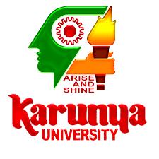karunya-university-logo