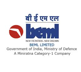 BEML Recruitment 2020: GM/CGM/DGM Posts Vacancies @bemlindia.in