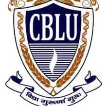 CBLU Admission 2020: PhD Courses Admissions Eligibility & Apply Online