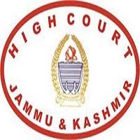 JK High Court Recruitment 2020: Counselor Posts Vacancies Apply Online