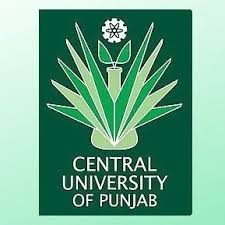 central-university-of-punjab-logo