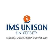 IMS Unison University Admission 2021: Ph.D. Program Eligibility & Application Form